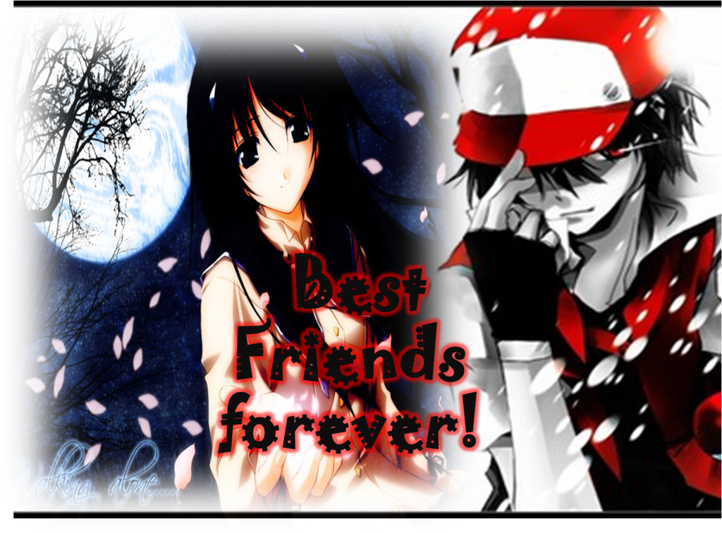Anime Quotes About Friendship. QuotesGram  |Anime Friendship Boy And Girl Quotes