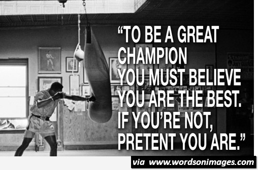 Famous Boxing Quotes Proverbs. QuotesGram