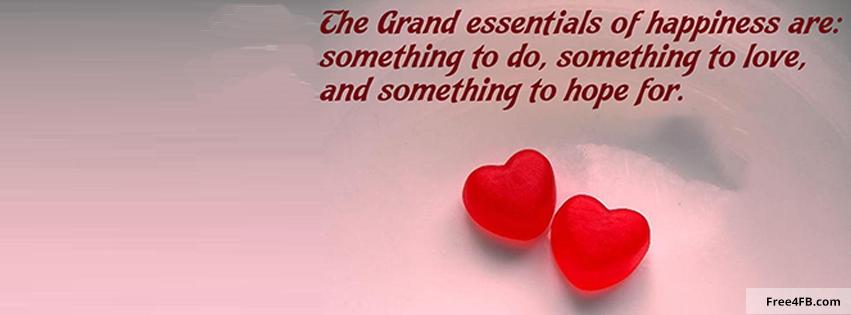 Love Quotes For Facebook Profile. QuotesGram