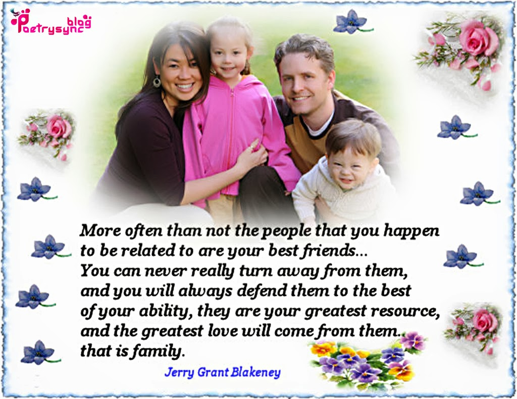 Happy Family Day Quotes. QuotesGram