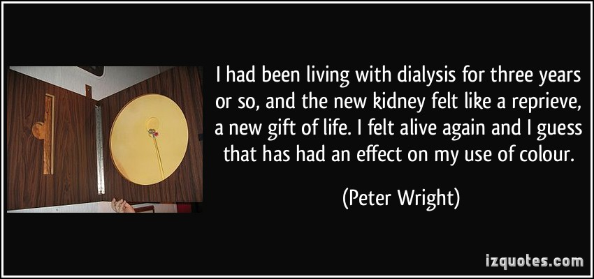 Inspirational Quotes For Dialysis