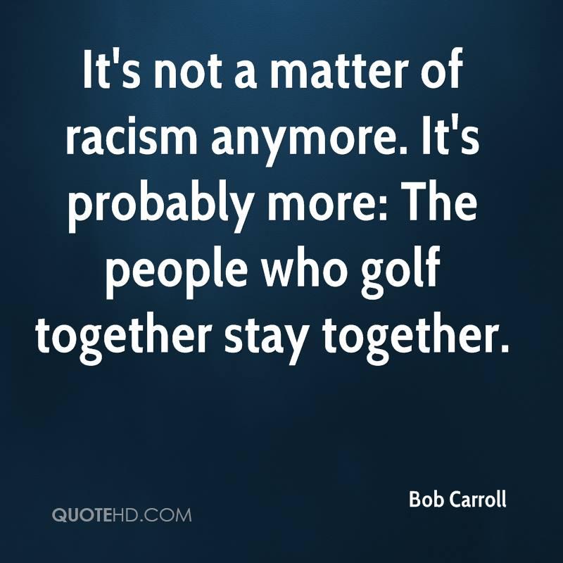 Race matters not essay