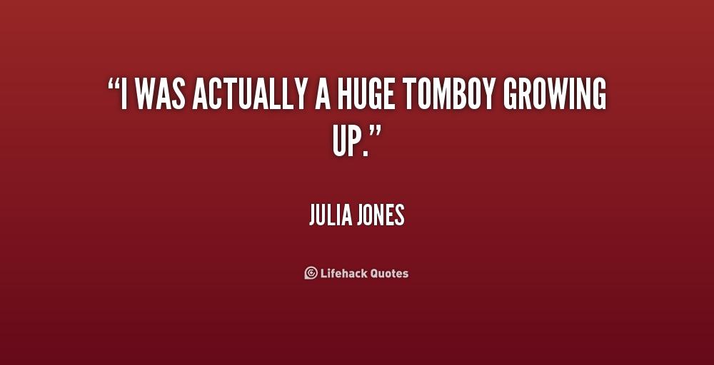 tomboy quotes quotesgram