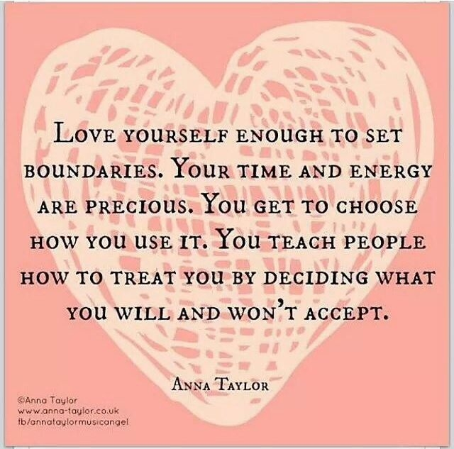 Teenage Life Quotes To Live By: Setting Personal Boundaries Quotes. QuotesGram