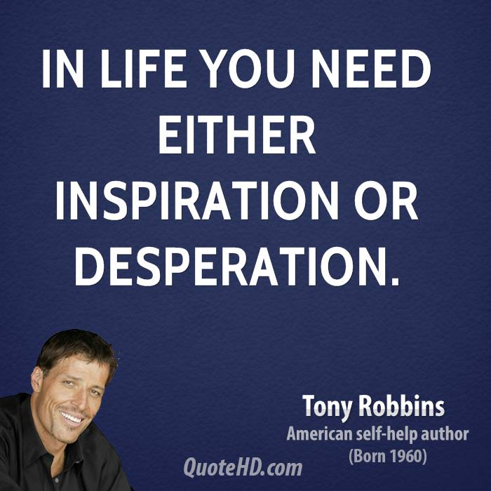 Anthony Robbins Quotes: Anthony Robbins Inspirational Quotes. QuotesGram