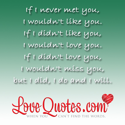 I Never Liked You Quotes Quotesgram