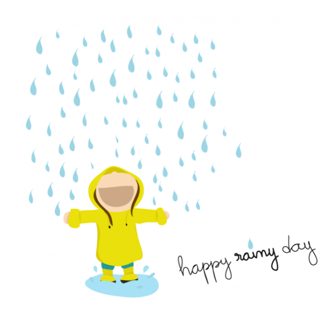 Funny Quotes About Rainy Days: Happy Rainy Friday Quotes. QuotesGram