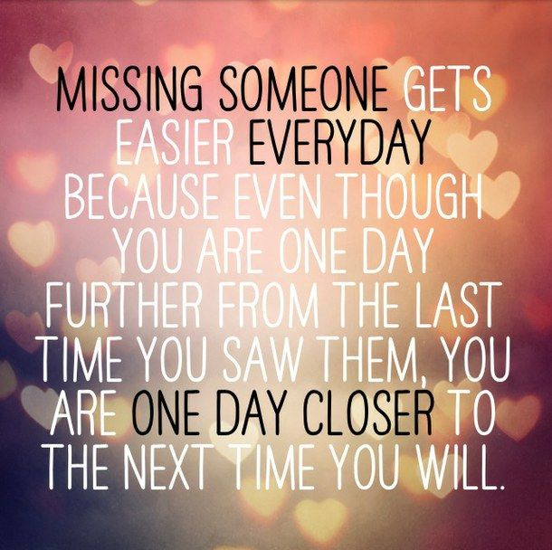 Sayings about distance relationships