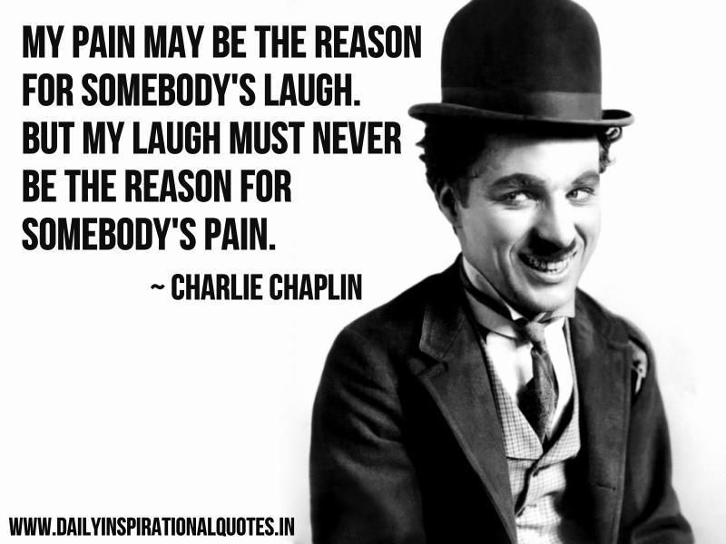 Charlie Chaplin Zitate