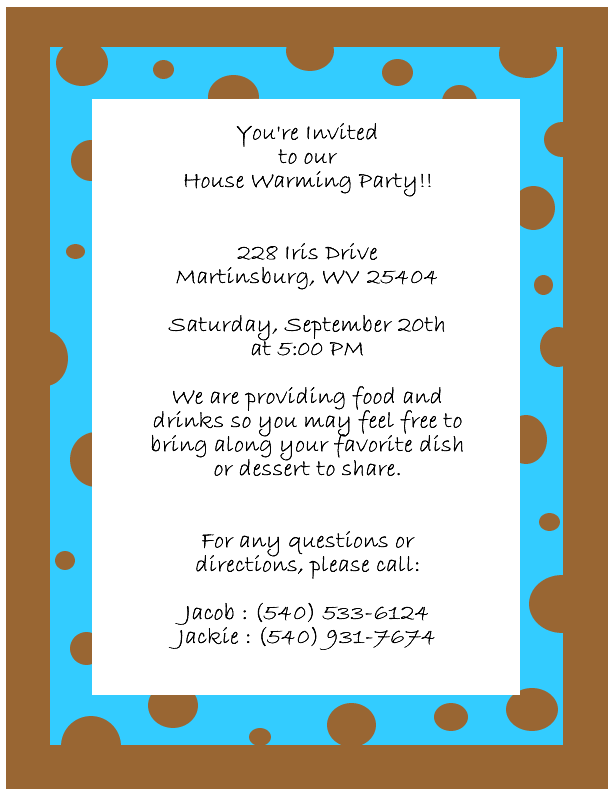 House warming poems and quotes quotesgram for Housewarming party message