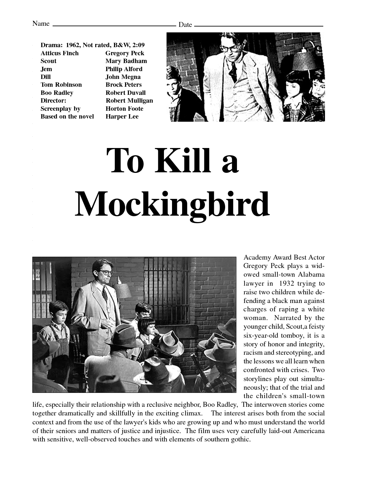 harper lees to kill a mockingbird child as a narrator