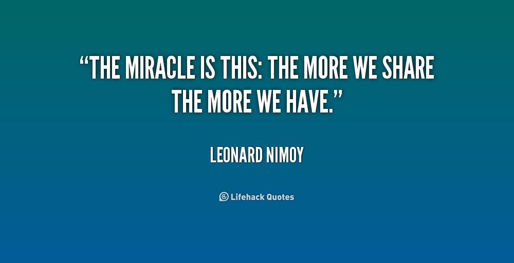 Miracle movie qoutes