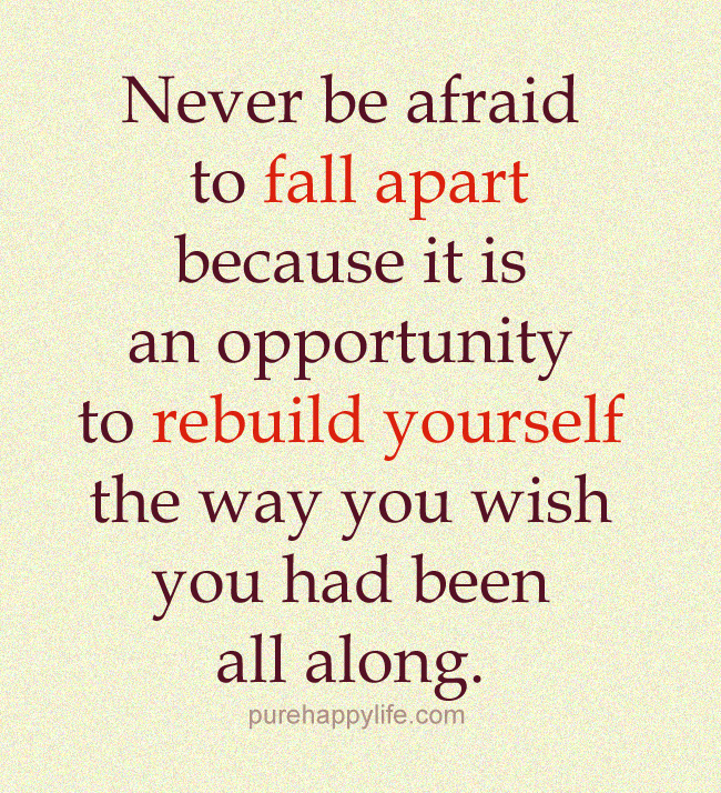 Falling Apart Inspirational Quotes: Marriage Falling Apart Quotes. QuotesGram