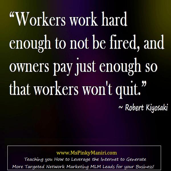 Marketing Quotes Famous: Quotes Robert Kiyosaki On Network Marketing. QuotesGram