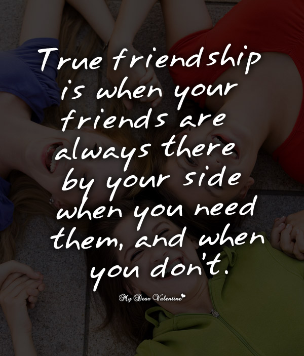 Emotional Friendship Quotes With Images: Funny Valentine Quotes For Friends. QuotesGram