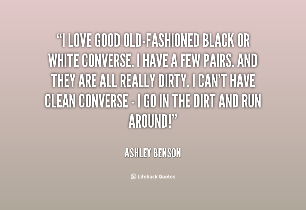 Old Fashioned Love Quotes Quotesgram
