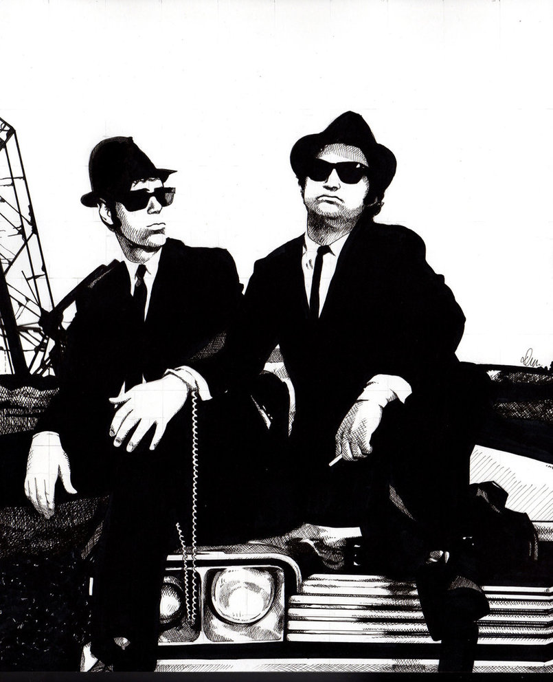 Blues Brothers Quotes 106 Miles To Chicago. QuotesGram