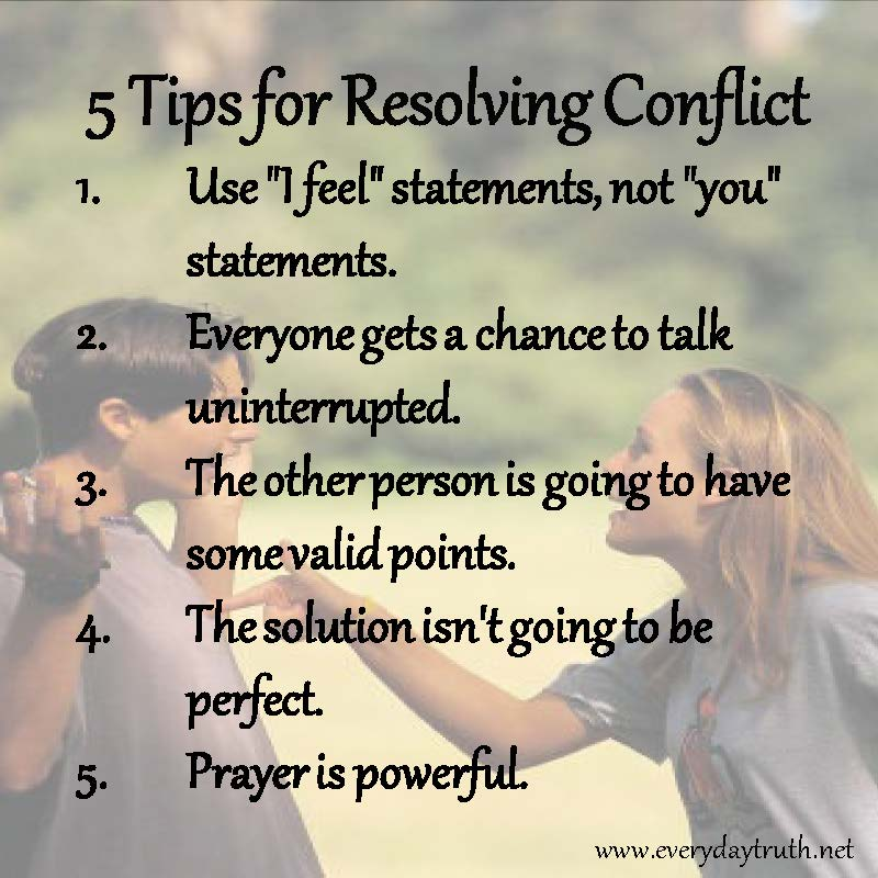 Quotes About Resolving Conflict. QuotesGram