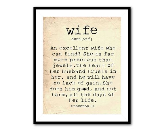 biblical wife quotes quotesgram