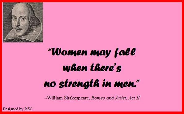 shakespeare s women