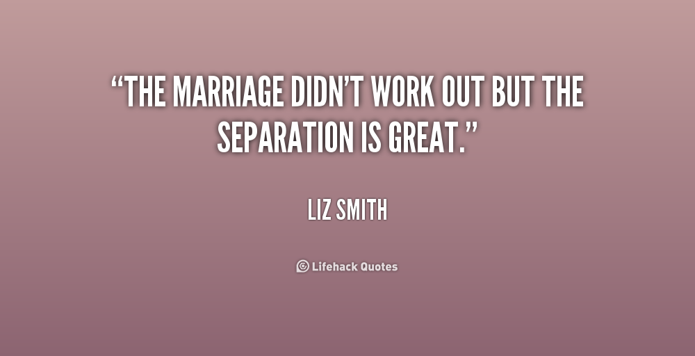 relationship separation quotes and sayings