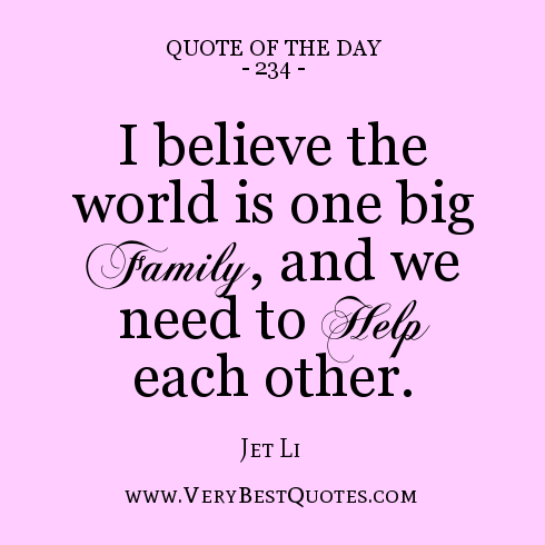 Helping Each Other Quotes. QuotesGram