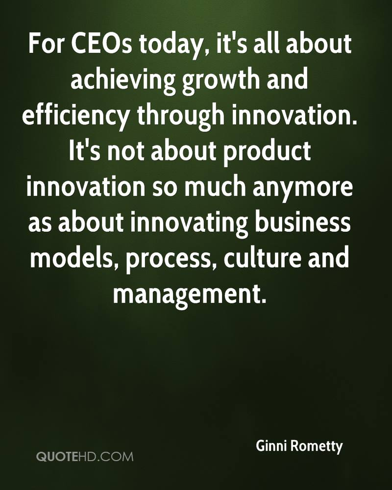 Inspirational Quotes For Business Growth: Quotes About Process Efficiency. QuotesGram