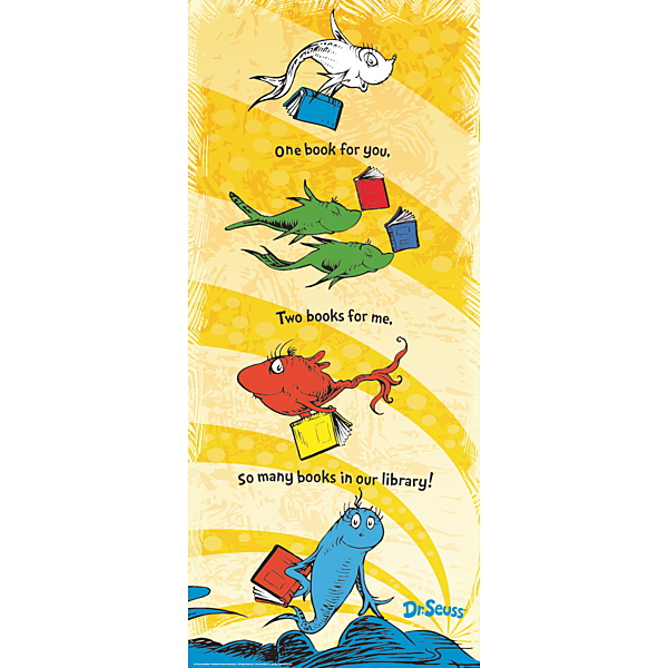 One fish two fish dr seuss quotes quotesgram for Too cool fishing