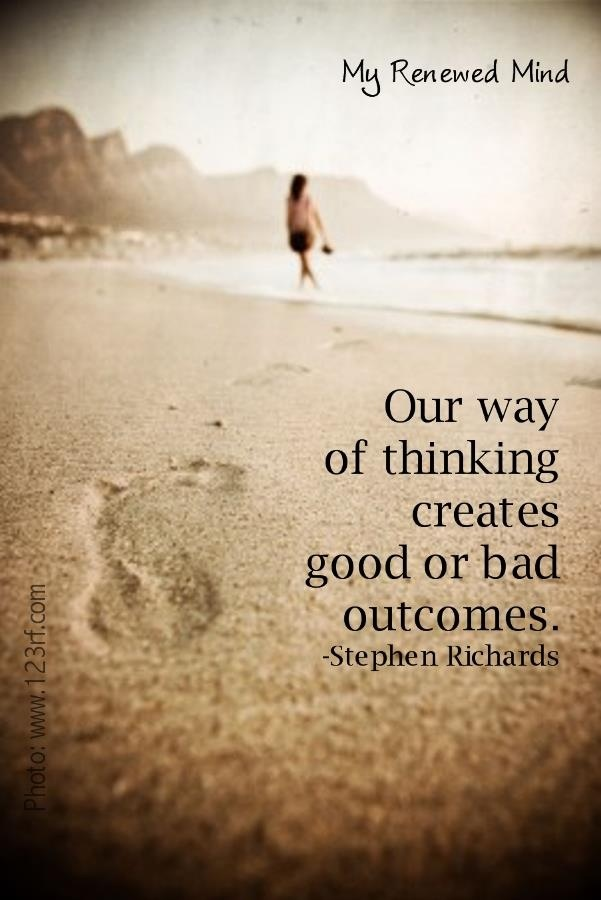 Change Your Thinking Quotes. QuotesGram