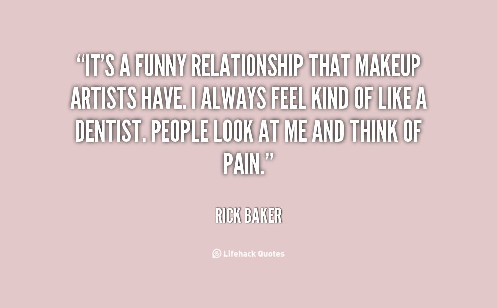 Dating an artist quotes