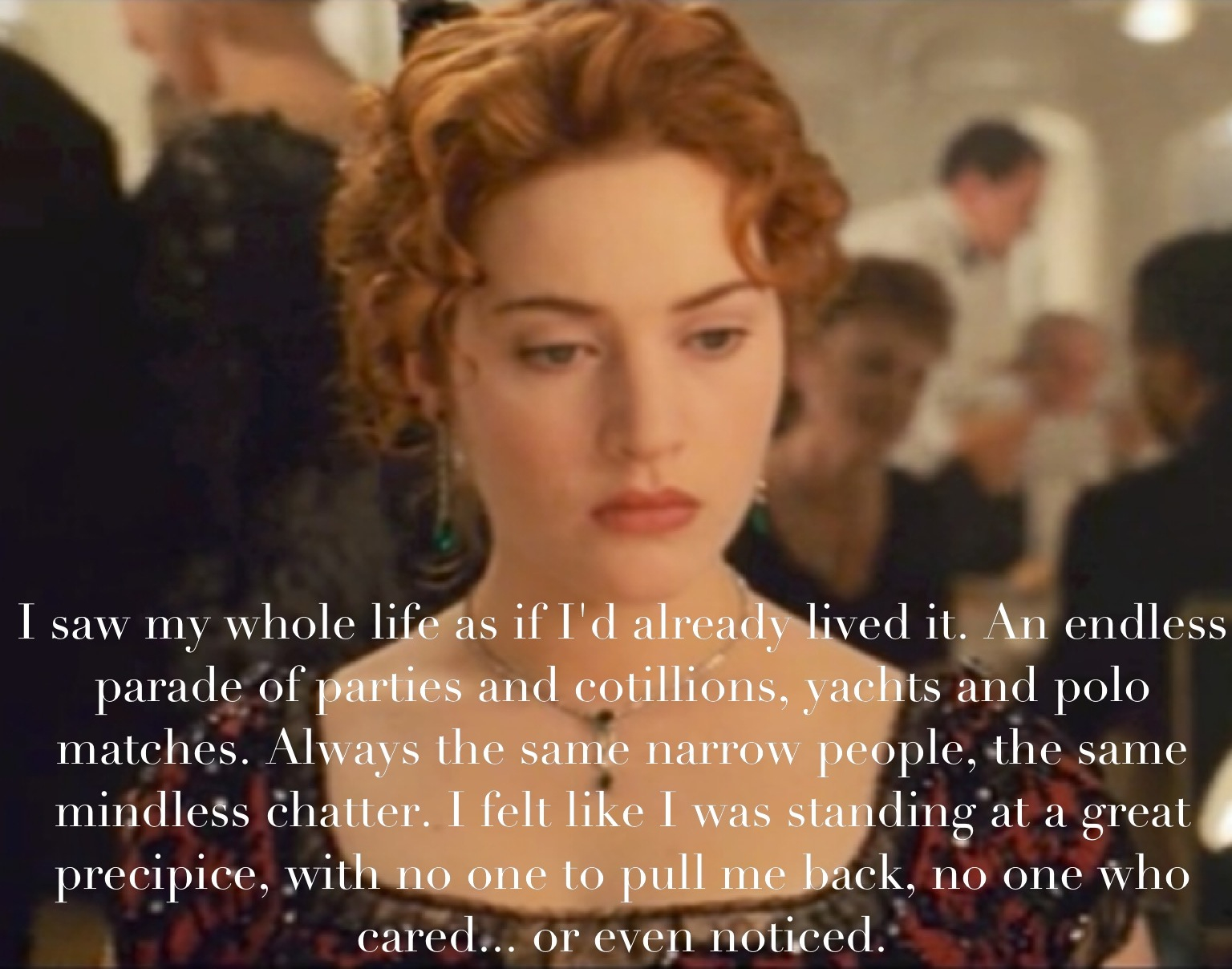 Movie Lines: Titanic Famous Movie Quotes. QuotesGram