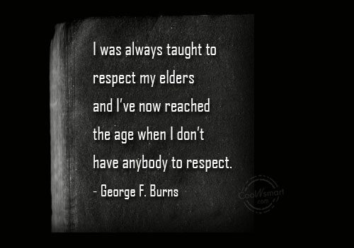 Quotes About Maturity And Respect. QuotesGram