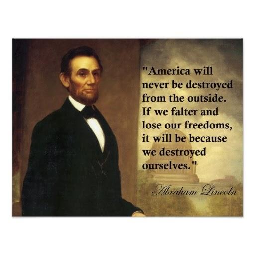 Abraham Lincoln Famous Quotes: Civil War Abraham Lincoln Quotes. QuotesGram