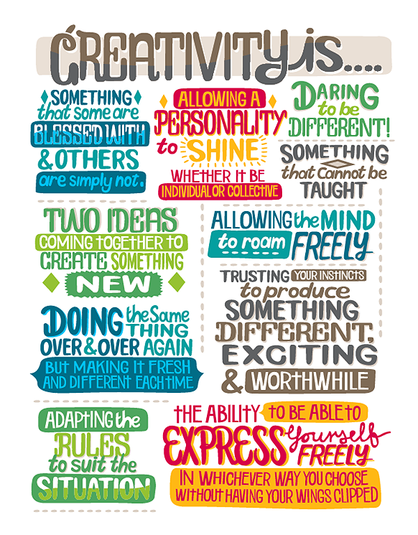 Words for creative writing