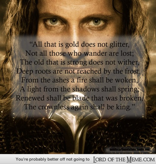 Lord Of The Rings Funny Quotes. QuotesGram