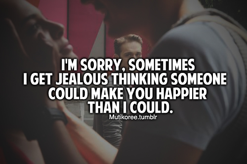 Jealous Love Quotes For Him. QuotesGram