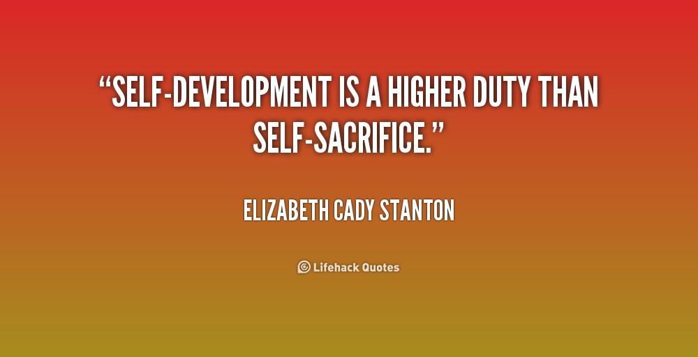Self Growth Quotes Quotesgram