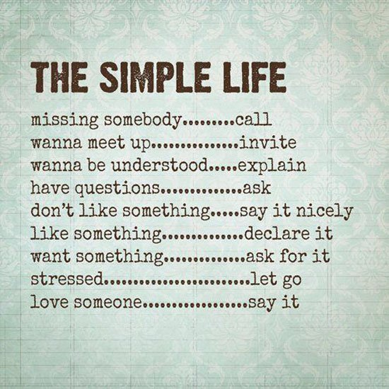 Just Life Quotes Images: Simple Everyday Life Quotes. QuotesGram