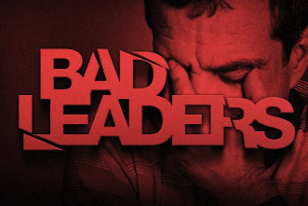 bad leadership Bad leaders tend to be bad communicators as well, and aren't clear when expressing expectations of their team if your team isn't sure of what you expect of them, their performance is going to suffer it's hard to be efficient when you're unsure of what you should be doing.