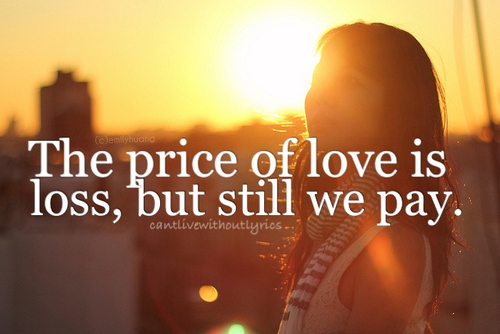meaningful quotes about losing a loved one quotesgram