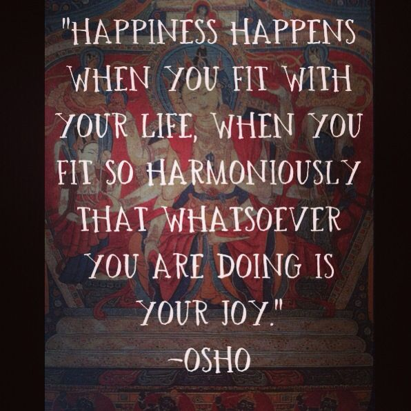 Osho Quotes On Happiness. QuotesGram