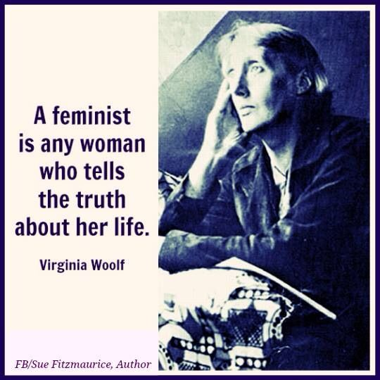 Quotes From A Vindication Of The Rights Of Woman: Virginia Woolf Feminist Quotes. QuotesGram