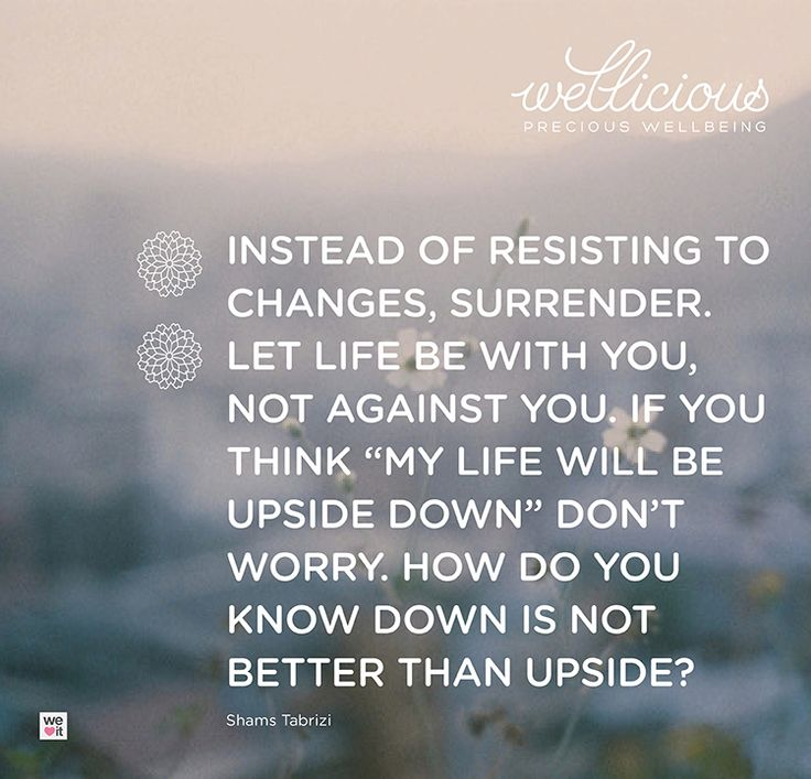 Upside Down Picture Quotes