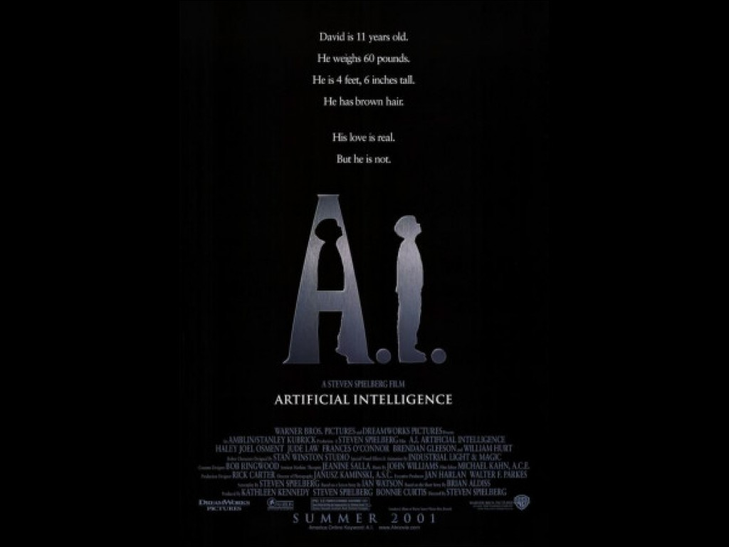 Ai Artificial Intelligence Movie Quotes