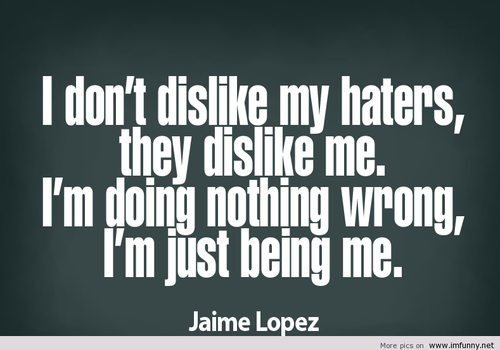 Dissing Quotes For Haters. QuotesGram