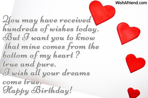 Fantastic Quotes For Girlfriend Birthday Wishes Quotesgram Funny Birthday Cards Online Fluifree Goldxyz
