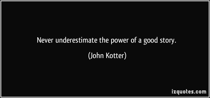 John Kotter Quotes. QuotesGram