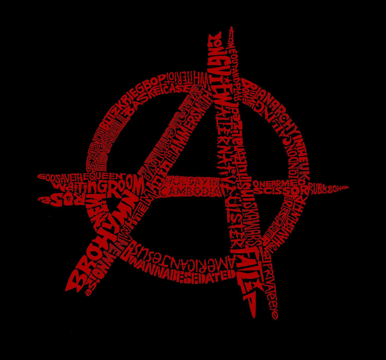 Картинки знак анархии