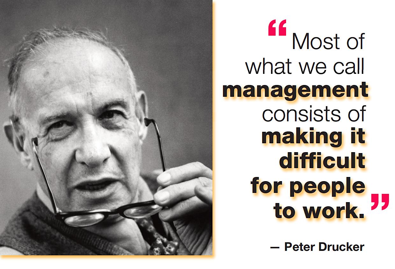 Peter Drucker Quotes On Culture Quotesgram