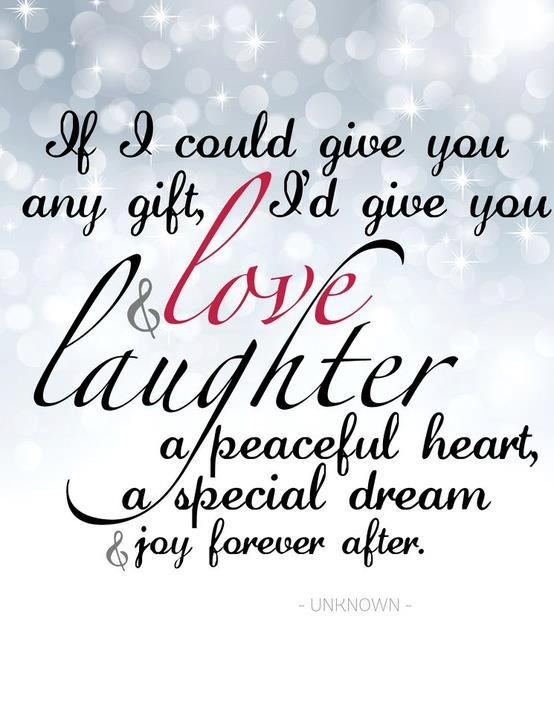 Given A Gift Of Love Quotes. QuotesGram